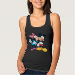 Mickey Mouse & Minnie T Shirt