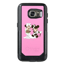 Mickey Mouse & Minnie Wedding OtterBox Samsung Galaxy S7 Case