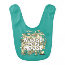 Mickey Mouse | Mouse In The House Baby Bib