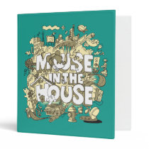 Mickey Mouse | Mouse In The House Binder