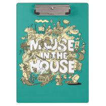Mickey Mouse | Mouse In The House Clipboard