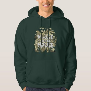 Disney Themed Mickey Mouse | Mouse In The House Hoodie