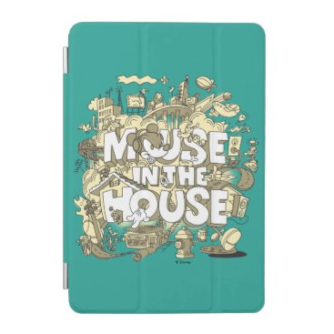Disney Themed Mickey Mouse | Mouse In The House iPad Mini Cover