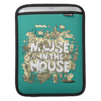 Mickey Mouse | Mouse In The House iPad Sleeve