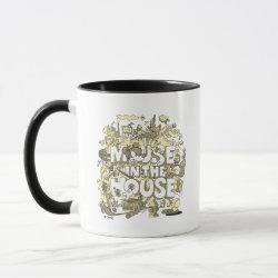 Combo Mug with Pluto design