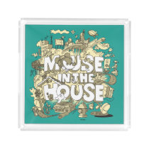 Mickey Mouse | Mouse In The House Serving Tray
