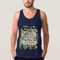 Mickey Mouse | Mouse In The House Tank Top