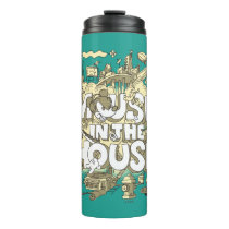 Mickey Mouse | Mouse In The House Thermal Tumbler