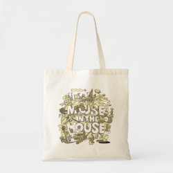 Budget Tote with Pluto design