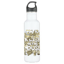 Mickey Mouse | Mouse In The House Water Bottle