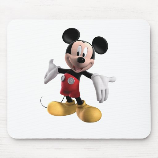 Mickey Mouse Mouse Pads