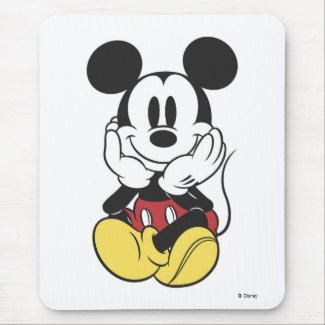 Mickey Mouse mousepad