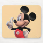 Mickey Mouse Number 1 Mouse Pad