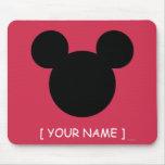 Mickey Mouse - personalizado Alfombrillas De Raton