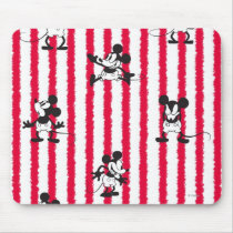 Mickey Mouse | Plane Crazy Pattern Mouse Pad
