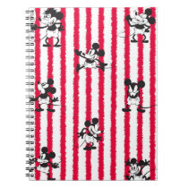 Mickey Mouse | Plane Crazy Pattern Notebook