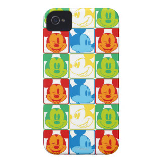 Mickey Mouse | Pop Art Pattern iPhone 4 Cover