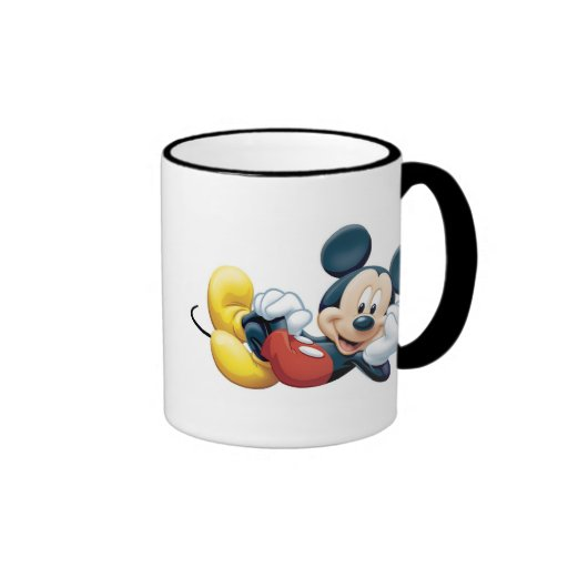 Mickey Mouse Posing for the Camera Coffee Mug