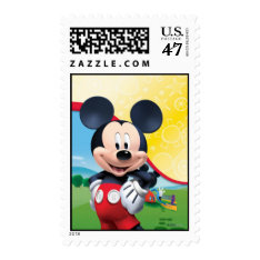Mickey Mouse Postage at Zazzle