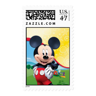 Mickey Mouse Postage