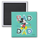 Mickey Mouse | Rad Like Dad Magnet