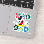 Mickey Mouse | Rad Like Dad Sticker