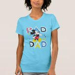 Mickey Mouse | Rad Like Dad T-Shirt