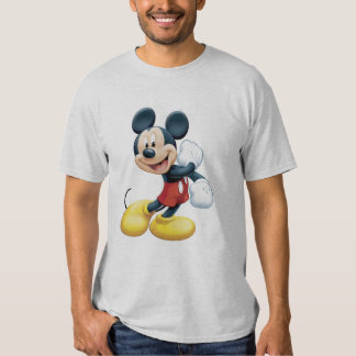 Mickey Mouse Remeras