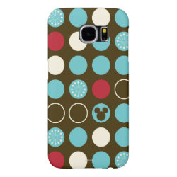 Case-Mate Barely There Samsung Galaxy S6 Case with Mickey Mouse Patterns design