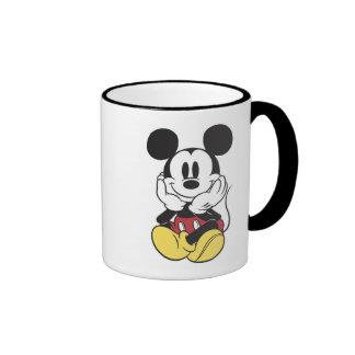 Mickey Mouse Ringer Mug