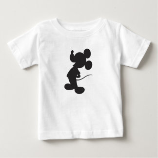Mickey Mouse Silhouette Baby T-Shirt