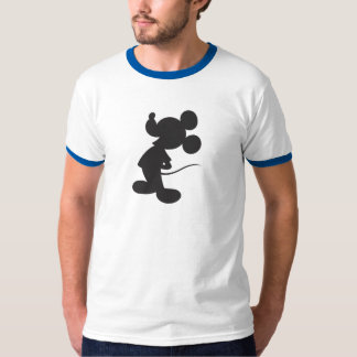 Mickey Mouse Silhouette T-Shirt