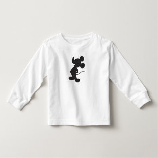 Mickey Mouse Silhouette Tee Shirt