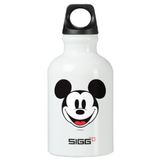 Mickey Mouse Smiling 2 Aluminum Water Bottle