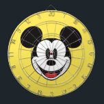 "Mickey Mouse Smiling Dartboard With Darts<br><div class=""desc"">Mickey &amp; Friends - Mickey</div>"
