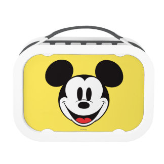 Mickey Mouse Smiling Lunch Box