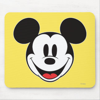 Mickey Mouse Smiling Mousepad