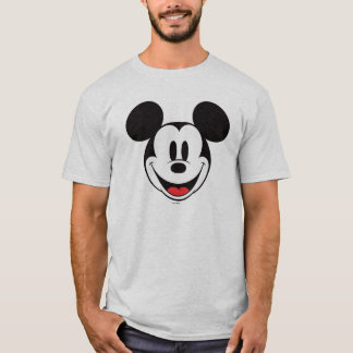 Mickey Mouse Smiling T-Shirt