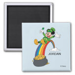 Mickey Mouse | St. Patrick's Day - Pot of Gold Magnet