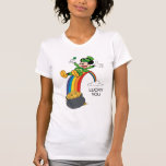 Mickey Mouse | St. Patrick's Day - Pot of Gold T-Shirt