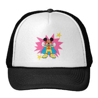 Mickey Mouse | Super Hero Cute Trucker Hat