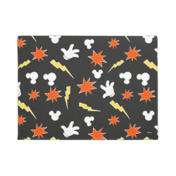 Door Mat (18' x 24') with Mickey Mouse Patterns design