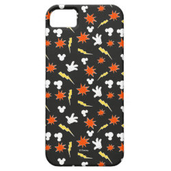 Case-Mate Vibe iPhone 5 Case with Mickey Mouse Patterns design