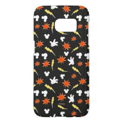 Case-Mate Barely There Samsung Galaxy S7 Case with Mickey Mouse Patterns design