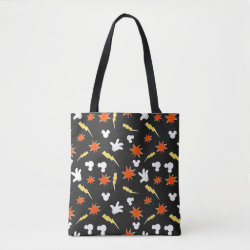 Mickey Mouse Patterns All-Over-Print Tote Bag, Medium