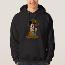 Mickey Mouse the Cowboy Hoodie