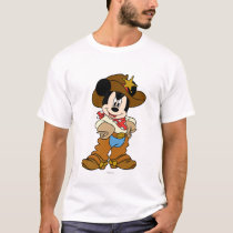 Mickey Mouse the Cowboy T-Shirt