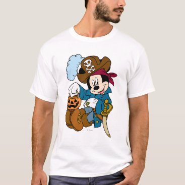 Disney Themed Mickey Mouse the Pirate T-Shirt