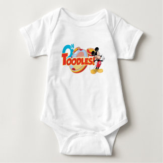 Mickey Mouse Toodles Mameluco De Bebé