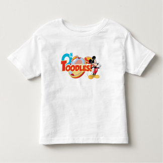 Mickey Mouse Toodles Tee Shirts